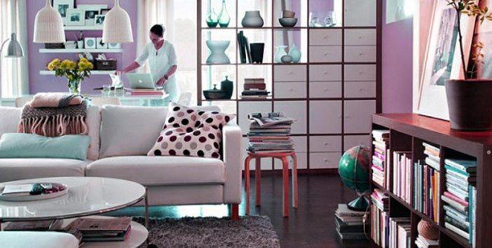 Un salotto IKEA