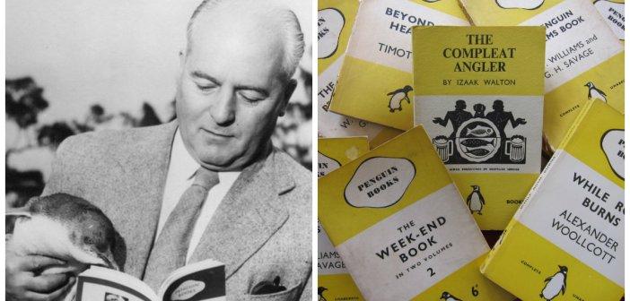 Allen Lane, storico editore di Penguin Books nonché l'uomo che ha lanciato i libri gialli (letteralmente)