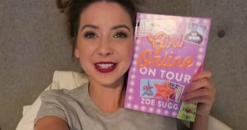 Zoella rivela titolo e cover di Girl Online: On Tour