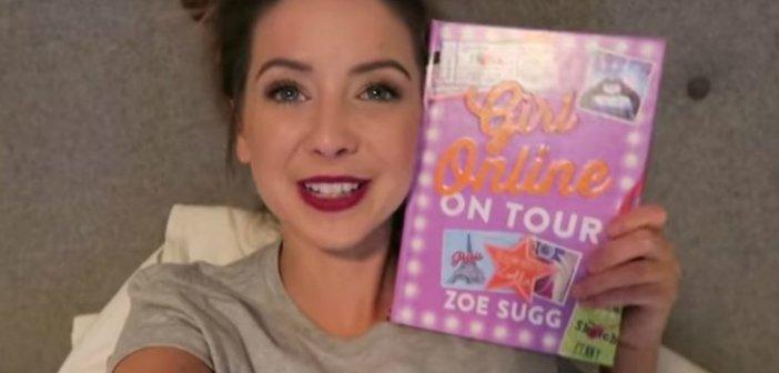 Zoella rivela titolo e cover di Girl Online: On Tour