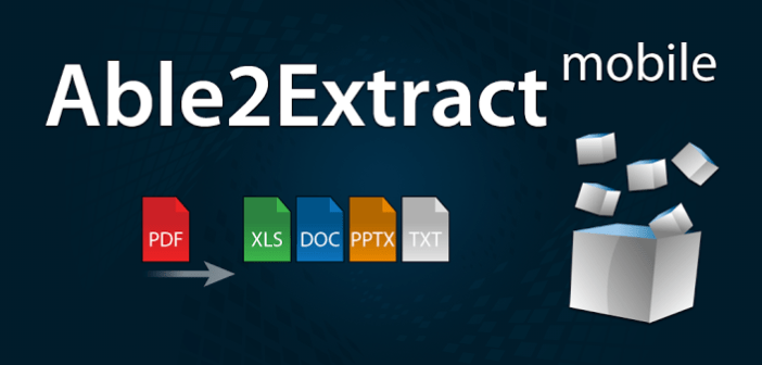 Convertire file PDF in file Word con Able2Extract