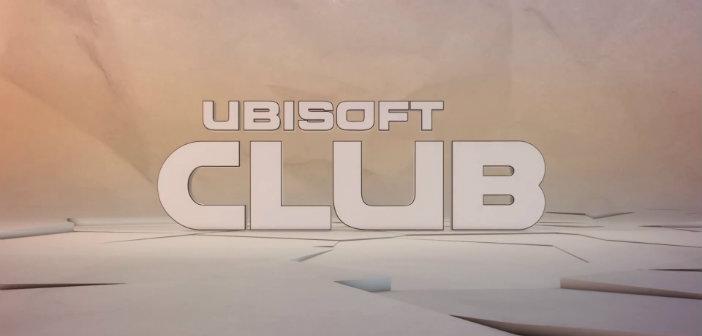 Ubisoft annuncia l'Ubisoft Club