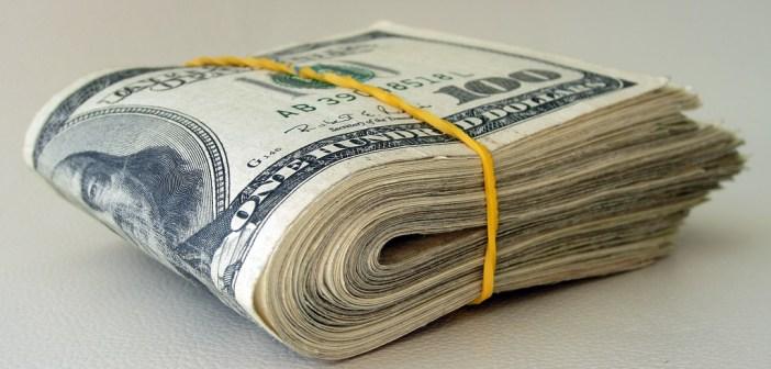 Mazzetta di banconote