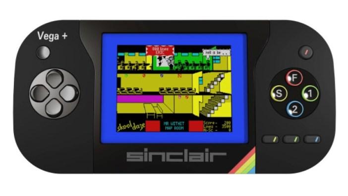 Il Sinclair ZX Spectrum Vega+ su Indiegogo
