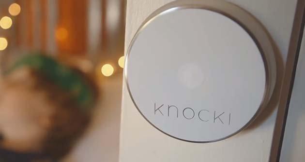 Knocki su Kickstarter
