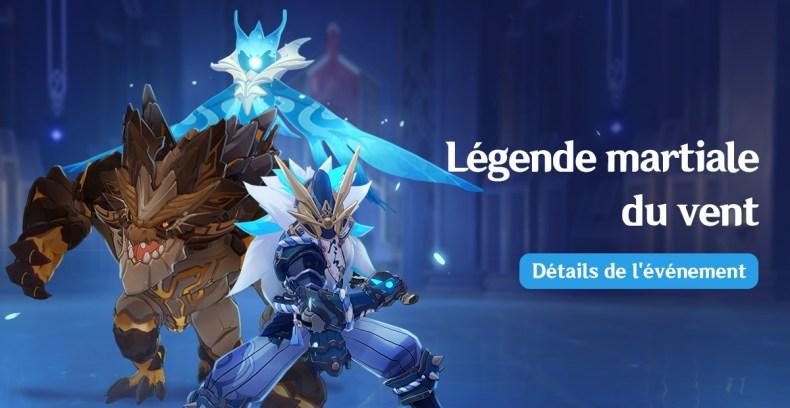 genshin-impacto-evento-leyenda-marcial-del-viento-desafío-recompensas-multijugador-para un solo jugador