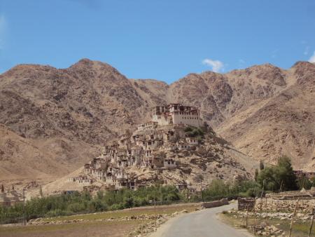 Perdu au ladakh, oubliez l'electricite et la PS4