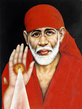 Sai Baba, tu vois quoi! from fr.mystockphoto.com