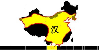 Territoire de la dynastie Han