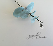 Handcrafted Sugar Flowers- Eucalyptus