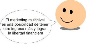 Marketing multinivel, una posibilidad para lograr la libertad financiera