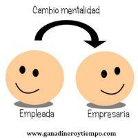 Emprender: Cambio de mentalidad, quiero ser empresaria