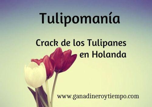 Tulipomanía - Crack de los Tulipanes en Holanda
