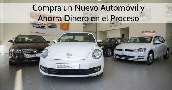 Compra un Nuevo Automóvil y Ahorra Dinero en el Proceso