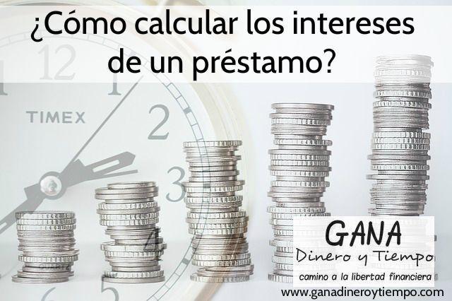 Cómo calcular los intereses de un préstamo