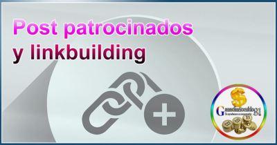 Servicios y plataformas de post patrocinados como estrategia de link building