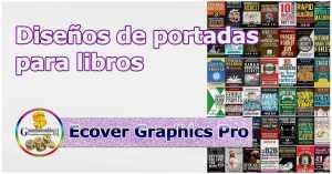 Como crear IMPRESIONANTES diseños de portadas para libros y revistas