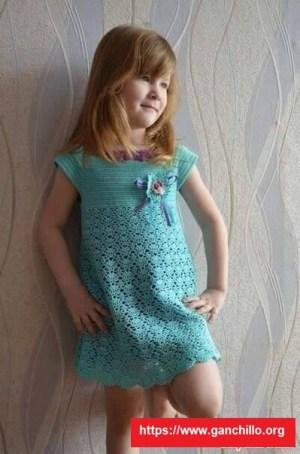Vestido Niña Fácil
