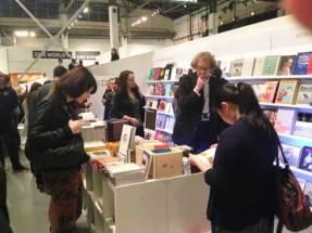 Targi Książki Pop Up Book Fair w Anglii2