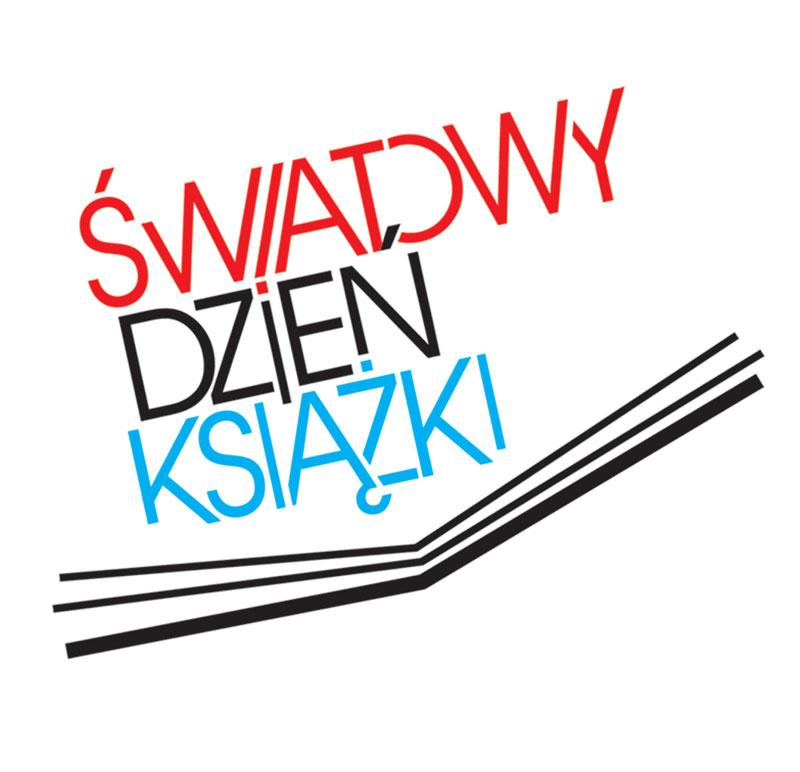 Image result for swiatowy dzień książki plakat promujący logo