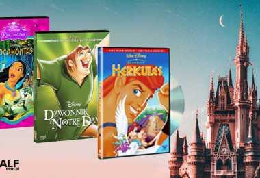 Piosenki z bajek Disneya