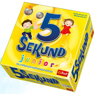 Trefl Gra 5 sekund junior