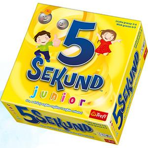 Trefl Gra 5 sekund junior