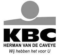 logo KBC herman Van de Caveye