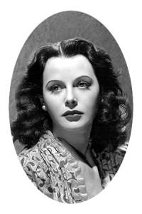Hedy Lamarr(