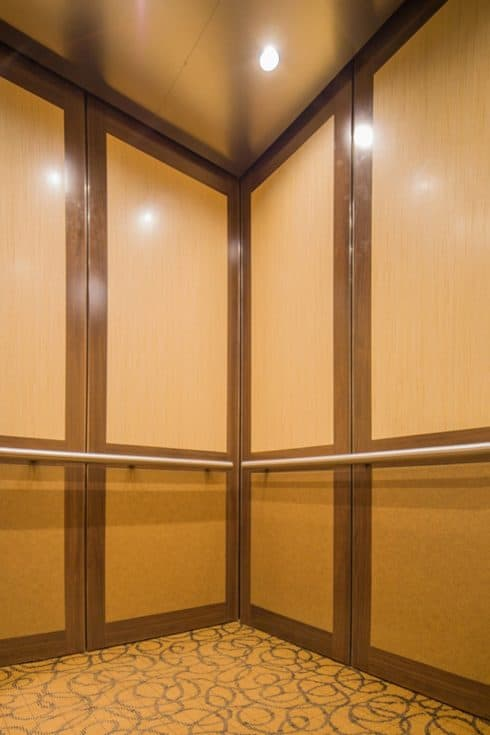 Designer's Guild | Minneapolis, MN. © G&R Custom Elevator Cabs, 2352 Station Parkway NW Minneapolis, MN 55304