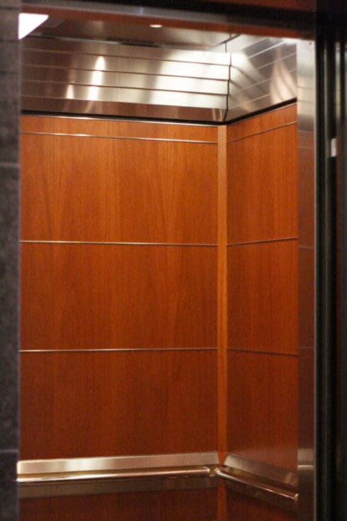 8200 Tower | Edina, MN. © G&R Custom Elevator Cabs, 2352 Station Parkway NW Minneapolis, MN 55304