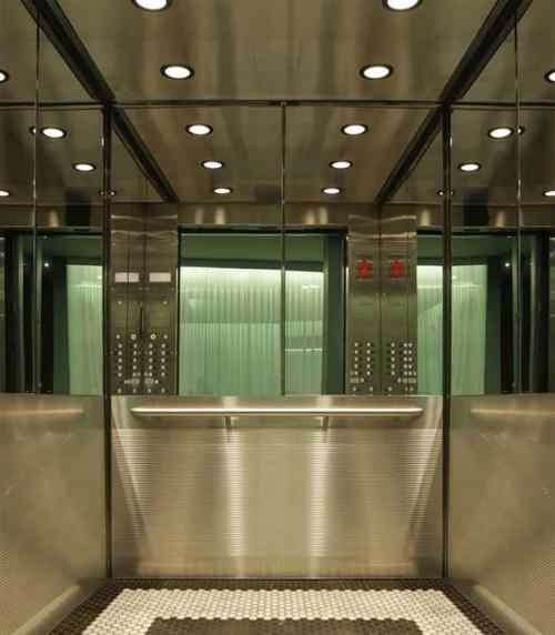 Elevator Cab Modernization Hotel Minneapolis-The Emery Hotel | Minneapolis, MN. © G&R Custom Elevator Cabs, 2352 Station Parkway NW Minneapolis, MN 55304