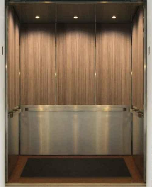 Elevator Cab Modernization Lake Place Estates | Eden Prairie, MN. © G&R Custom Elevator Cabs, 2352 Station Parkway NW Minneapolis, MN 55304