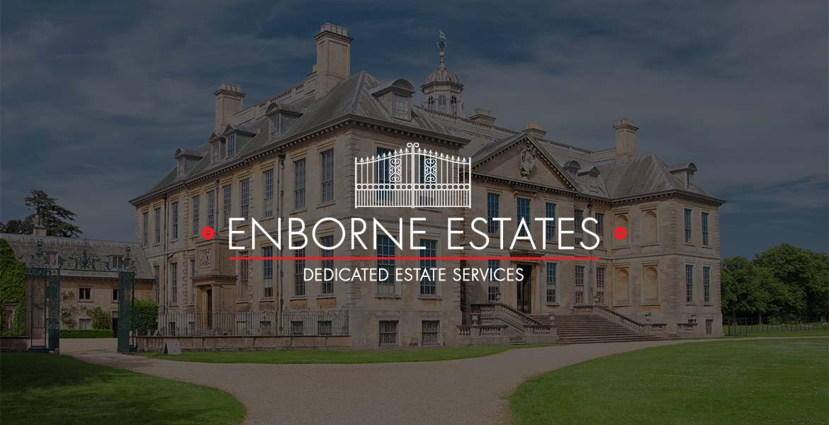 An image of the logo of Enborne Estates,private estate services and partners of GandT Executive.