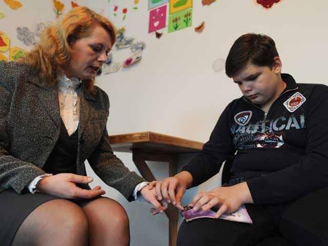 Carmen Ghercă și Robert, fiul ei de… 19 ani.