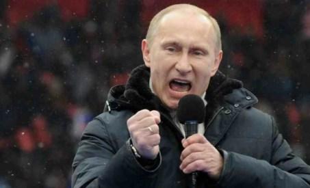 Vladimir Putin a transmis armatei sa se pregatesca de al TREILEA RAZBOI MONDIAL cu SUA in Siria