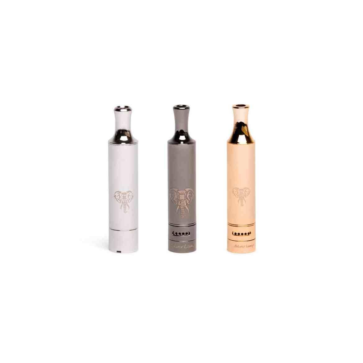 silver lamp atomizer