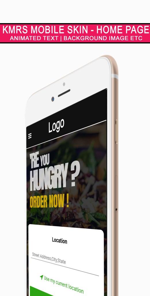 Karenderia Mobile App Template / Skin