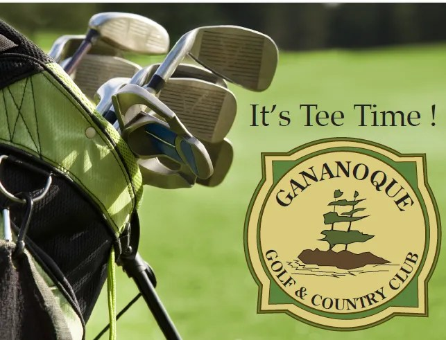 It's Tee Time at Gan Golf