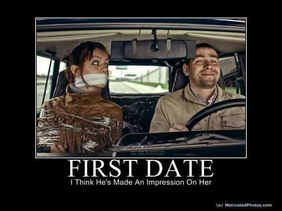 things you shouldn't do on your first date