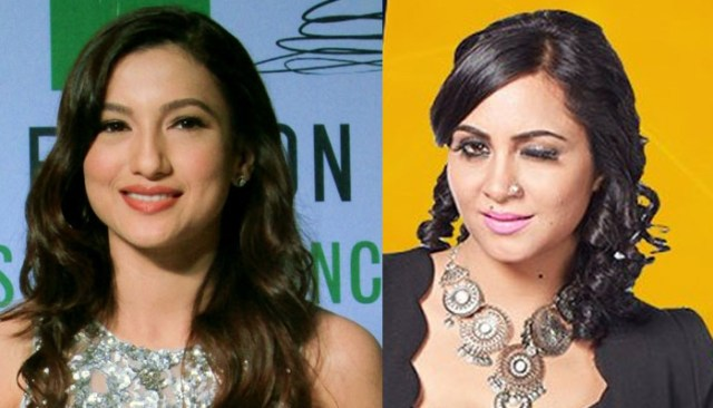 Gauahar Khan supports Arshi Khan