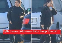 Kylie Jenner's Baby Bump