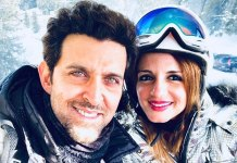 Sussanne Has an Adorable Message For Hrithik On His Birthday