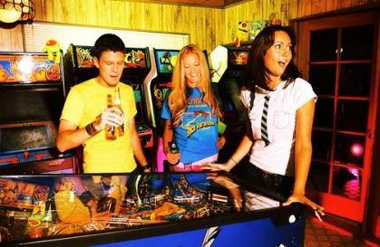maquina de jogos automatico arcade pinball