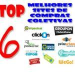 Top 6 - Melhores sites de compras coletivas e ofertas