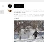 Convite Ello rede social sem propaganda