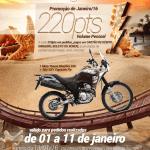 Boulevard Monde e como ganhar uma moto MOTO TENERE BLUEFLEX 250