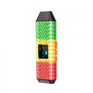 Mig Vapor- Limited Edition- Dray Dry Herb Rasta Vaporizer