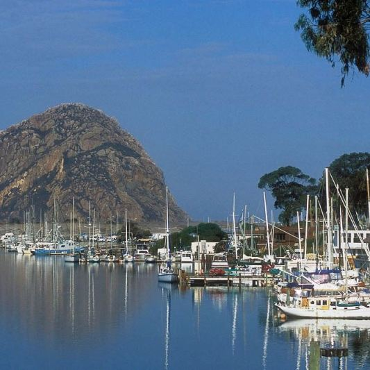 Beautiful Morro Bay