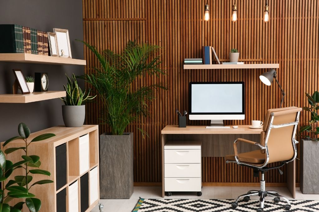How To Get the Home Office of Your Dreams